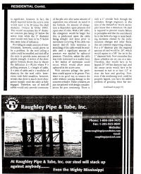 May 2003 magazine article in The International Association of Foundation Drilling by W. Tom Witherspoon, page 5.